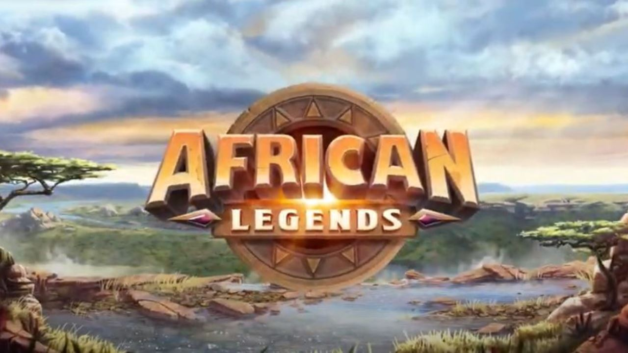 African Legends Spielautomat Microgaming