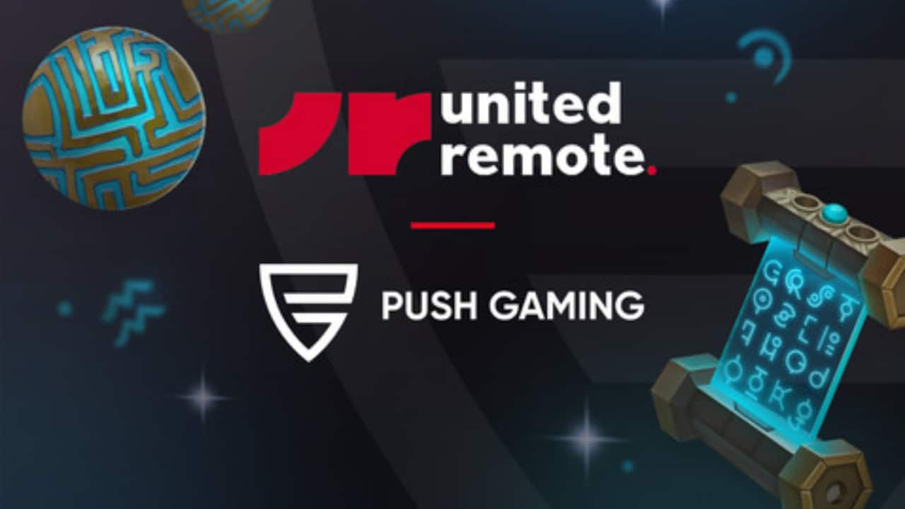 Push Gaming United Remote
